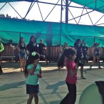 A Chamorro dance workshop hosted at the Sons and Daughters of Guam Club in San Diego 2103.