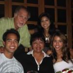 Benni Schwab and family