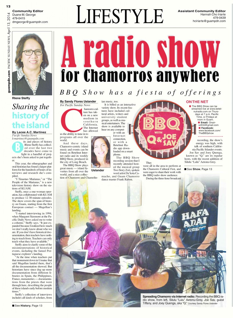 Read about the Show in the PDN